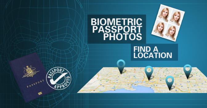 Biometric Passport Photo Locations